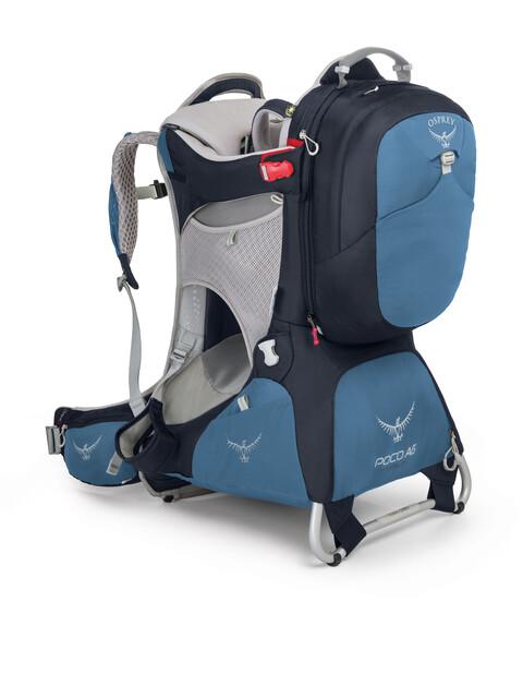 Osprey Poco AG Premium - Mochilas portabebés - azul